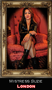 London Mistresses - Oriental Mistress Suzie
