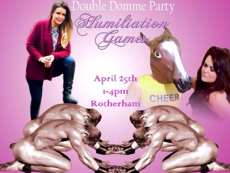 Double-Domme-Party-Rotherham