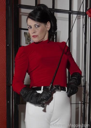dominatrix-dressage