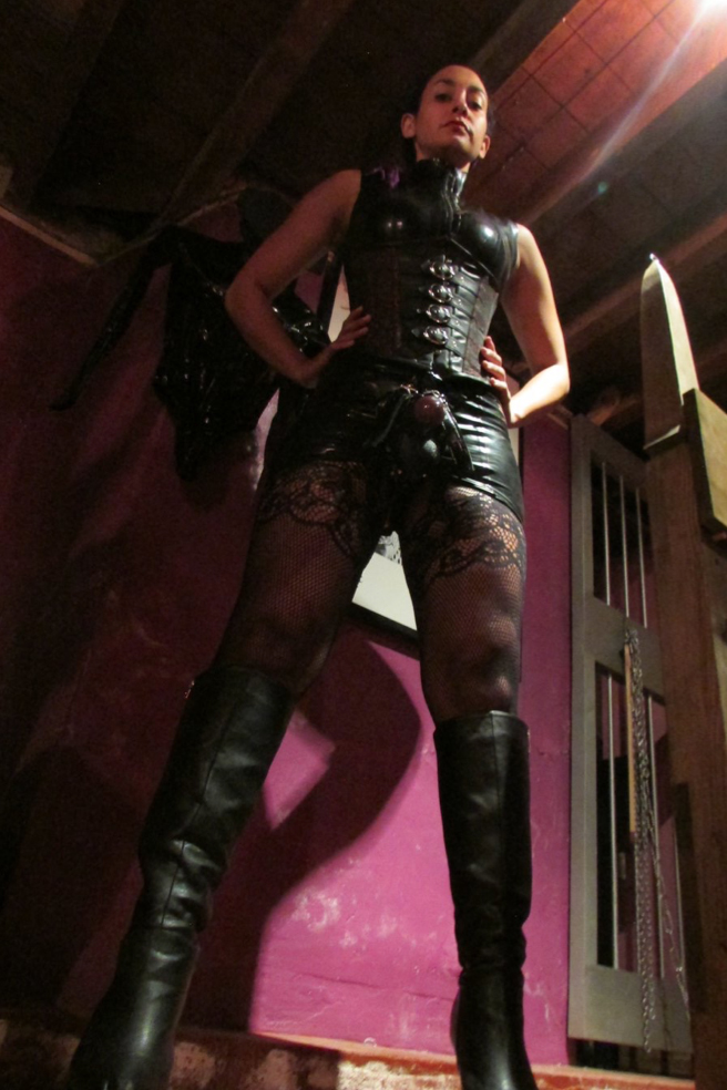 sex black domina paris