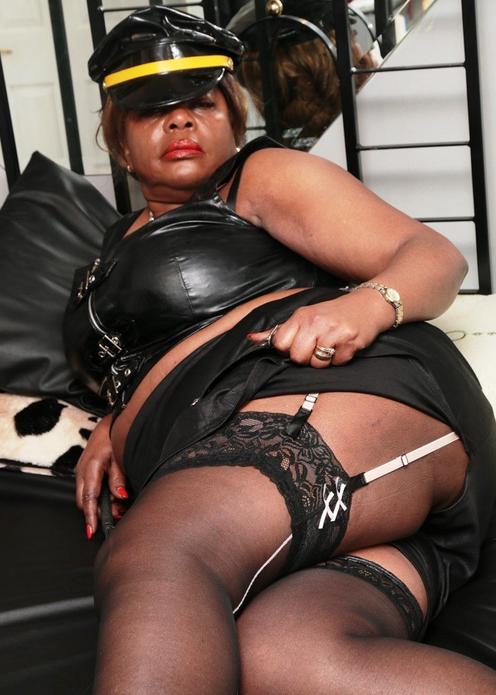mistress Ebony bbw