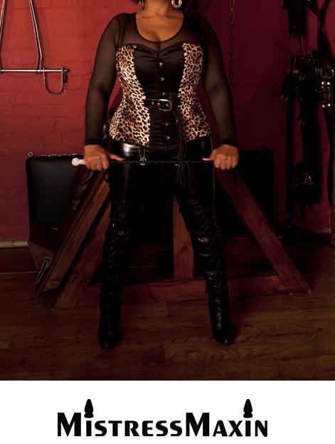 London Mistress Maxin