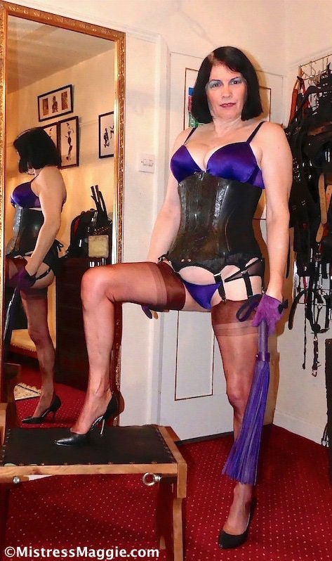 Preston Mistress Maggie