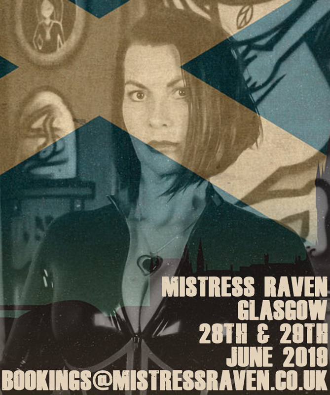 Glasgow Mistress Raven