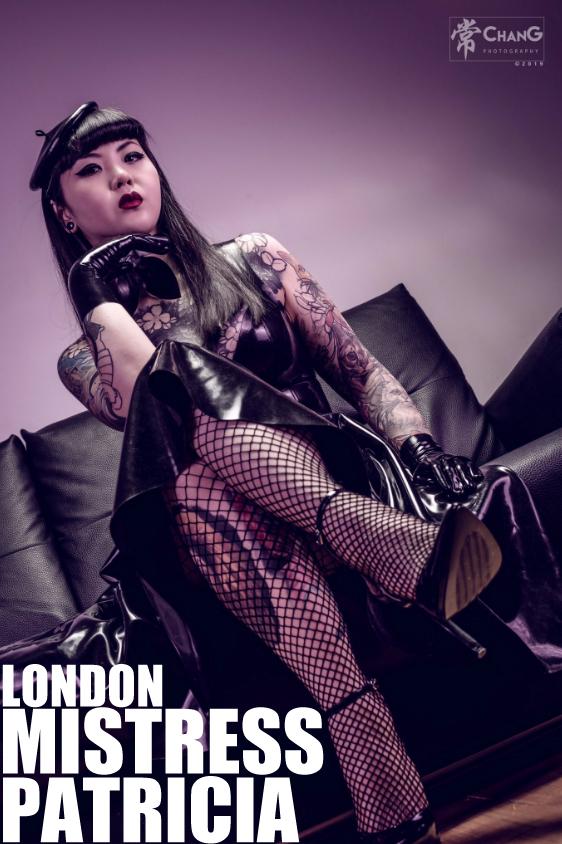 London Mistress Patricia