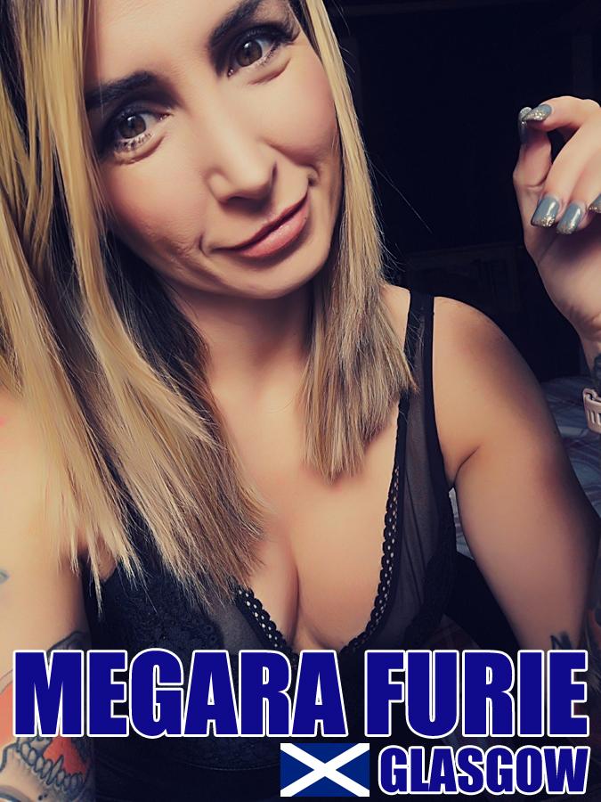 Glasgow Mistress Megara Furie