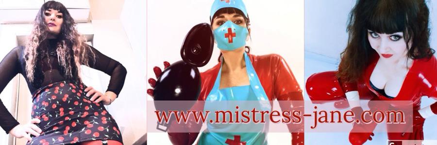 Reading Mistress Jane