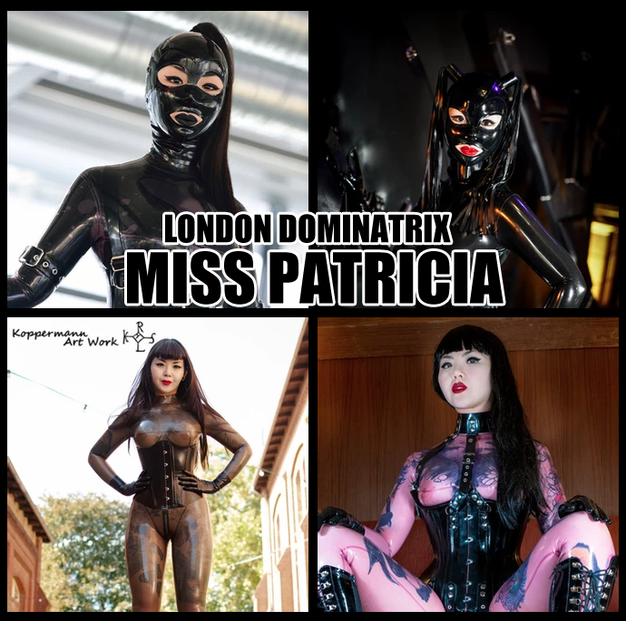 London Dominatrix Miss Patricia