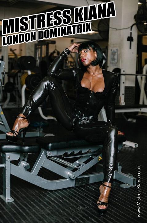 London Mistress Kiana