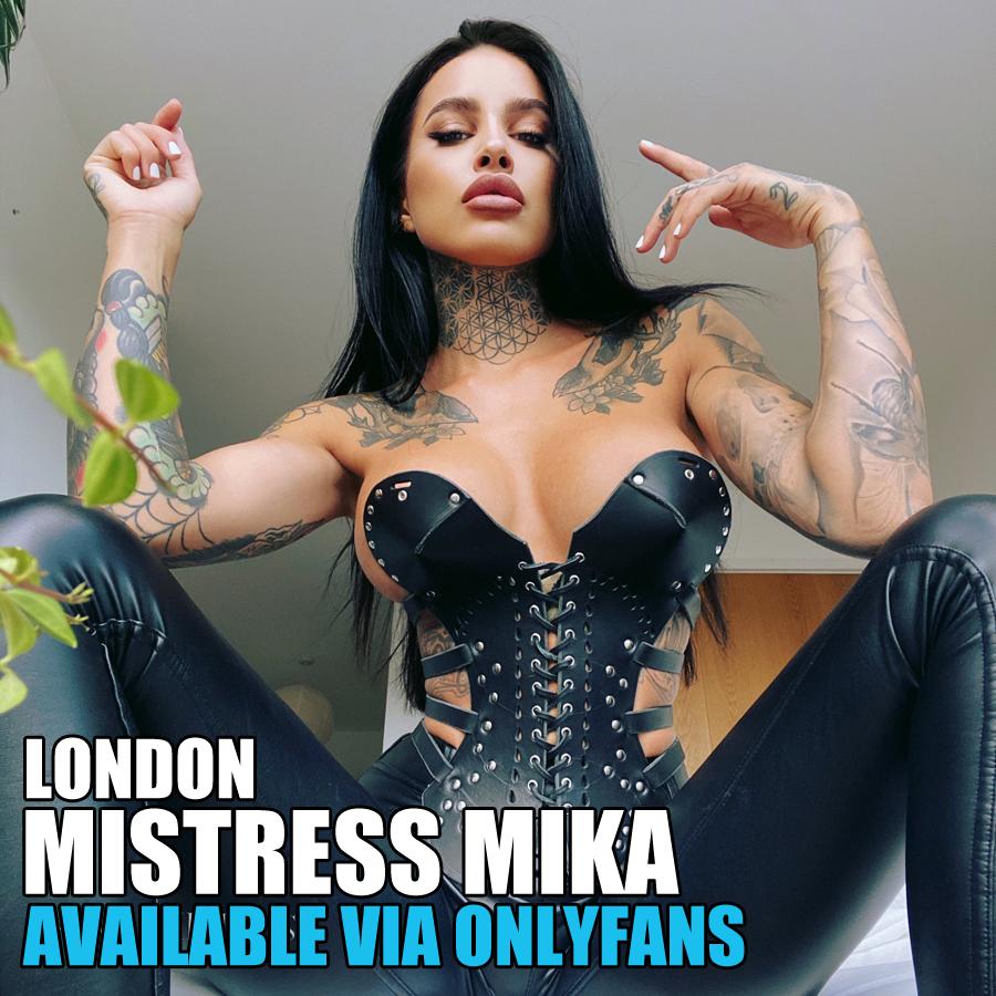 London Mistress Mika