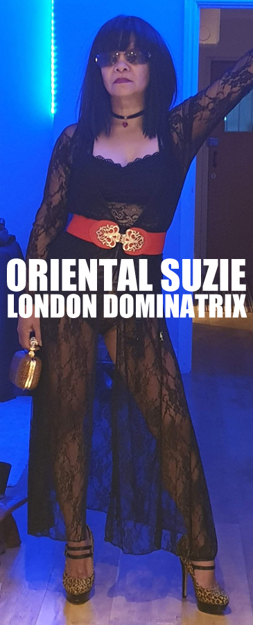 London Mistress Oriental Suzie