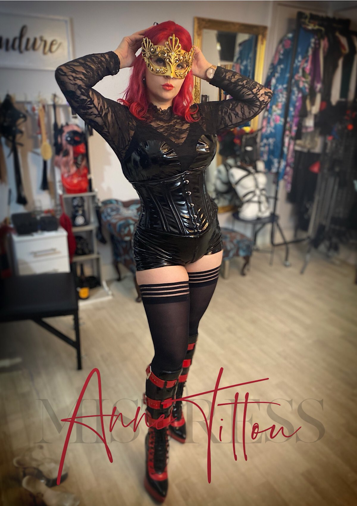 London Mistresses Miss Anne Tittou
