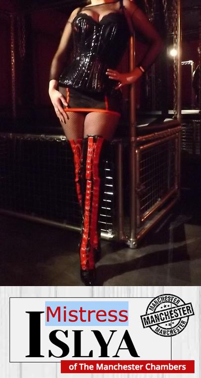 Manchester Mistress Islya