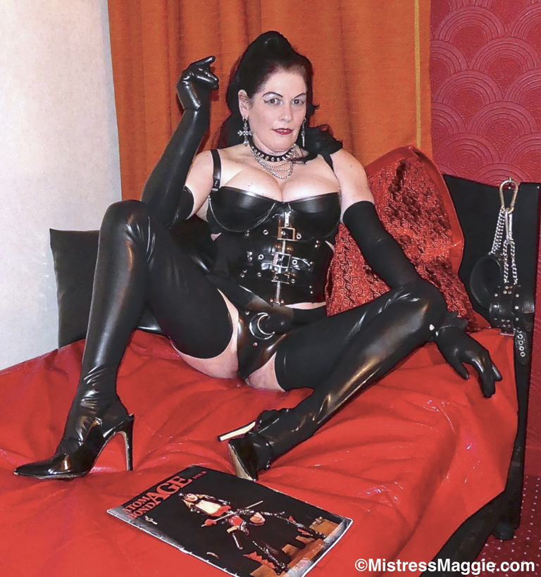 preston mistress maggie