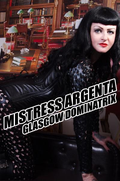 Glasgow Mistress Argenta