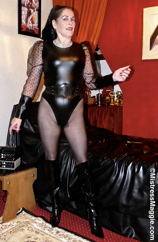 preston dominatrix mistress maggie