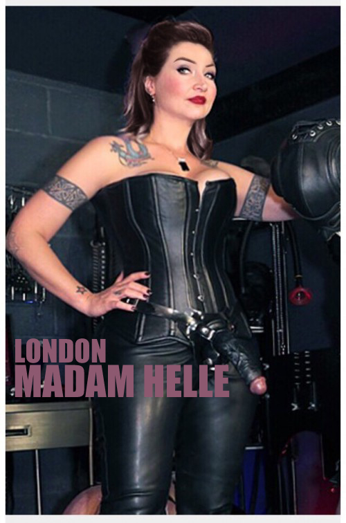 London Mistress Madam Helle